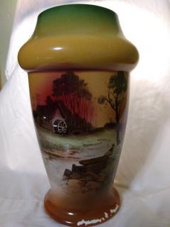 1916 Shelley vase